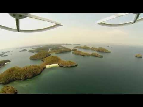 DJI Phantom 2 Zenmuse H3-3D FPV - Hundred Islands, Philippines 2014