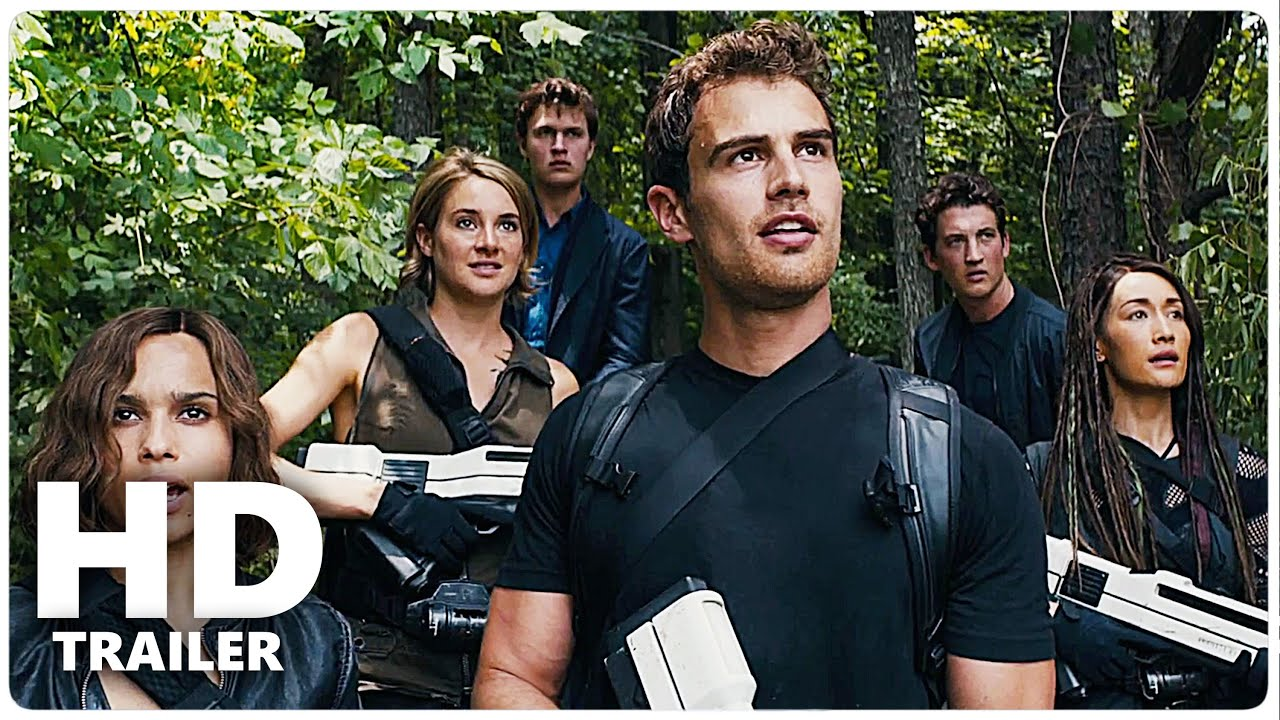 Divergent four movie