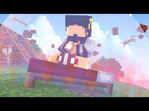 Minecraft: NENHUMA DEFESA NA CAMA - BED WARS ? AMENIC ?