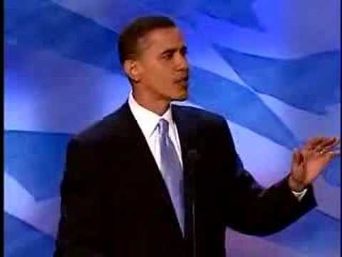 2004 DemConvention Speeches: Barack Obama