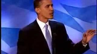 2004 Barack Obama Keynote Speech