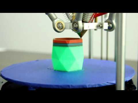 Introducing Geeetech Dalta Rostock 301 DIY 3D printer
