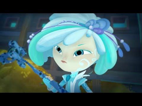 Сказочный патруль - Под водой - серия 16 - Мультфильм о девочках-волшебницах