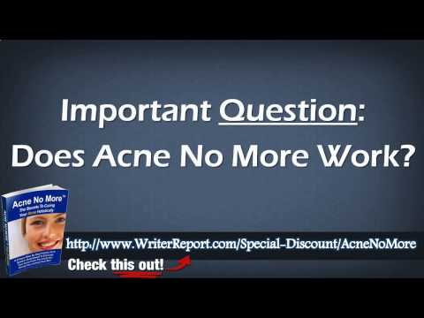 Acne No More Totally Natural - Acne No More Totally Natural Products