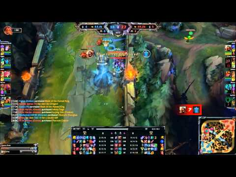 ORIGEN xPeke Zed - Some Good Plays - LoL Diamond EUW SoloQ