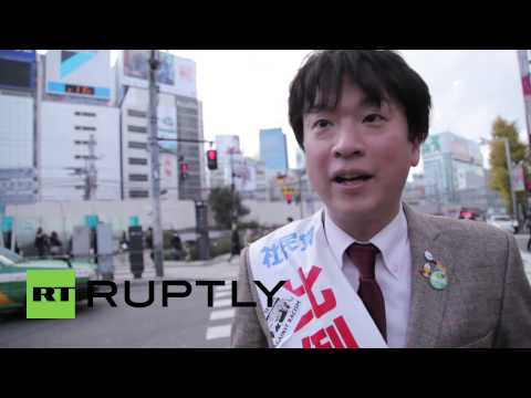Japan: Meet Japan's First Openly Gay Politician Campaigning For Lgbt Rights video