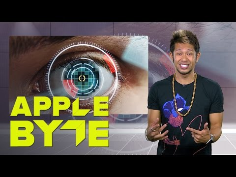 Apple's working on iris scanning for the 2018 iPhone (Apple Byte)
