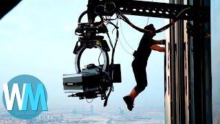 Top 10 des scènes de FILMS les plus DURES à FILMER !
