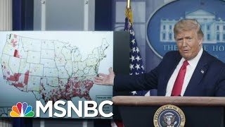 Chris Hayes Puts The Scale Of Coronavirus Deaths In Perspective | All In | MSNBC