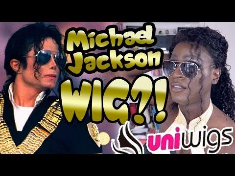 UniWigs MICHAEL JACKSON WIG?! | Weave Weview