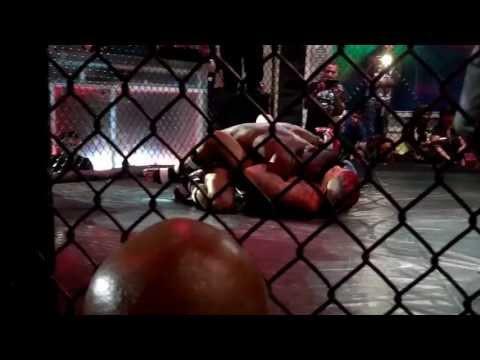 MMA Fights 2013 Ralph Delinois - Round 1