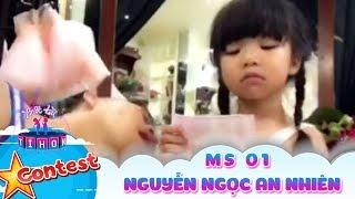Biệt tài tí hon online | Ms 01: Nguyễn Ngọc An Nhiên