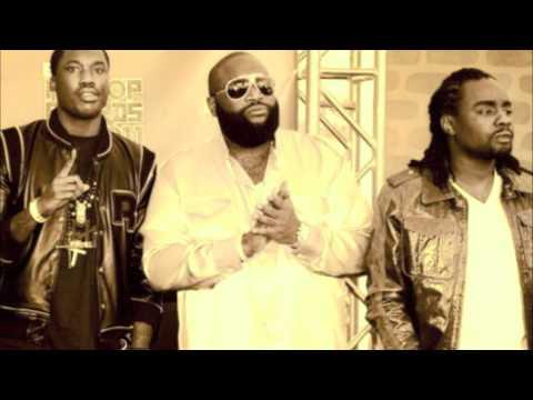 Rick Ross - Pandemonium ft Meek Mill & Wale Lyrics