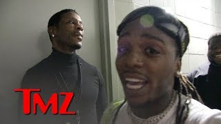 Jacquees and Keith Sweat Keep the King of R&B Debate Alive | TMZ