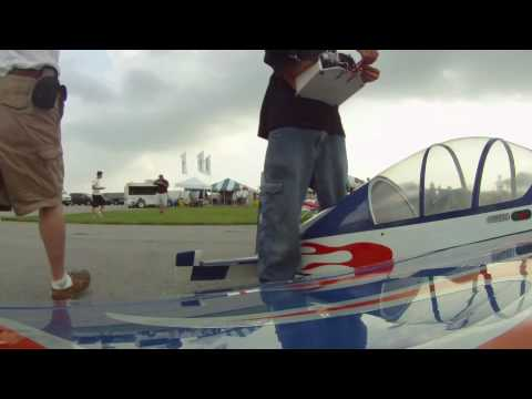 XFC 2010 special Show by Tzu-Chun Lin, Pilot-RC 100cc YAK54
