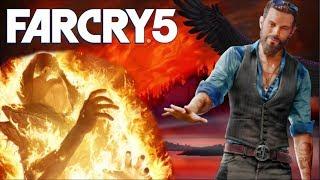 Far Cry 5 John Seed Death