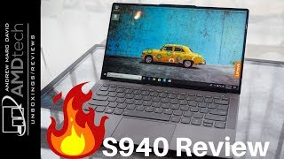 Lenovo IdeaPad S940: The Review