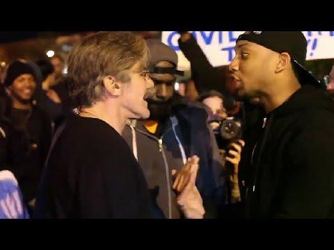 Geraldo Calls Baltimore Protester A