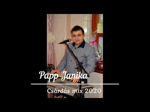 Papp Janika - Csárdás mix 2020