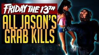 download lagu All Jason Grab Kills In Friday The 13th The gratis