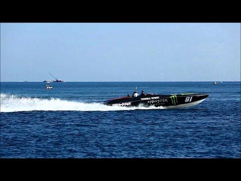 Terrible Herbst Monster Energy Offshore Powerboat