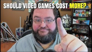 SHOULD GAMES COST MORE THAN 60 DOLLARS?