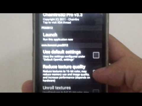 video aula  aplicativos LG L7