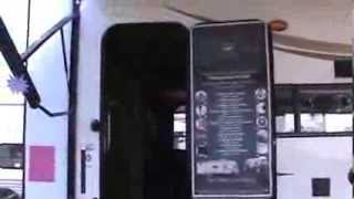 CHEROKEE 2013 FIFTH WHEEL 255S - GREY WOLF CARAVANS AUSTRALIA