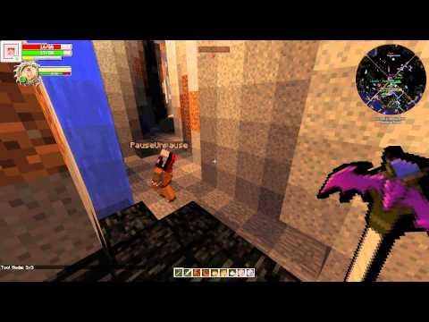 Minecraft: TolkienCraft II - Episode 2 - Sewer Killing