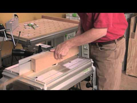 Build a Passage Door Using Loose Tenon Joinery