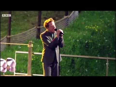 Alex Trimble Olympic Opening Ceremony (Caliban's Dream - Underworld)
