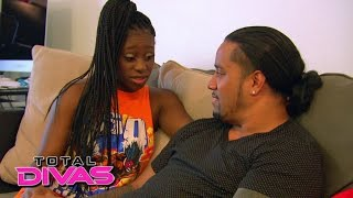 Jimmy Uso convinces Naomi to see a doctor: Total Divas, Sept. 28, 2014