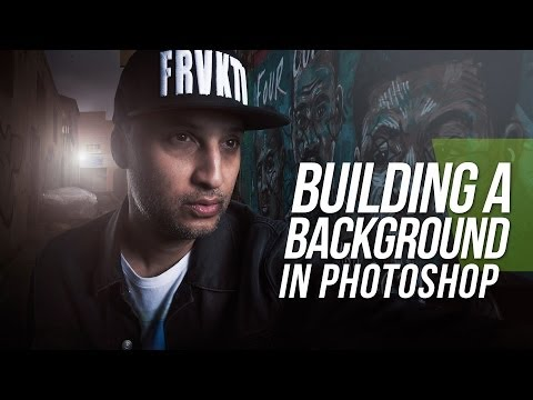 Building A Background In Photoshop
