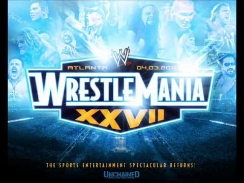 Wrestlemania 27 Theme Song Oficial video