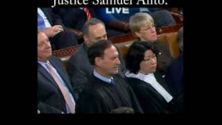 Justice Samuel Alito Has Some Things He'd Like to Say...