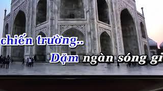 Karaoke JASON LUU bai Can Nha Ngoai O (2019)