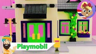 รีวิวของเล่นเพลย์โมบิล ชุด สร้างบ้านวิลล่าแสนน่าอยู่   ของเล่นน่าสะสม