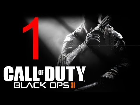Call of Duty Black Ops 2 Walkthrough - part 1