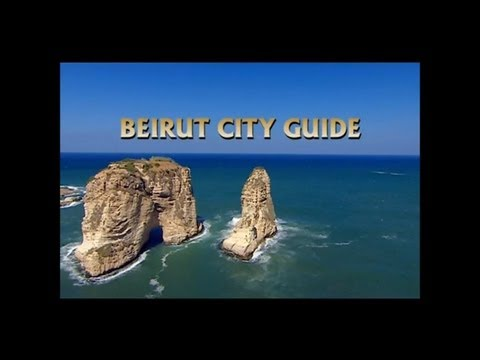 Globe Trekker - Beirut City Guide featuring Megan McCormick