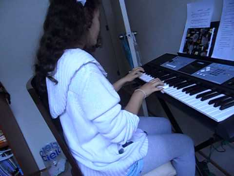 Shine - Arnie Roth - (barbie And The 12 Dancing Princesses) Piano Cover video