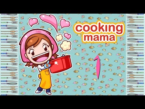 Let's Play!: Cooking Mama (Part 1)