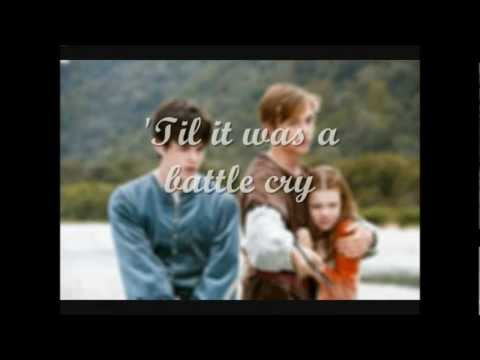 Regine Spektor - The Call Lyrics (the Chronicles Of Narnia: Prince Caspian Soundtrack) video