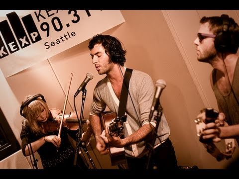 The Head and the Heart - Lost In My Mind (Live on KEXP)
