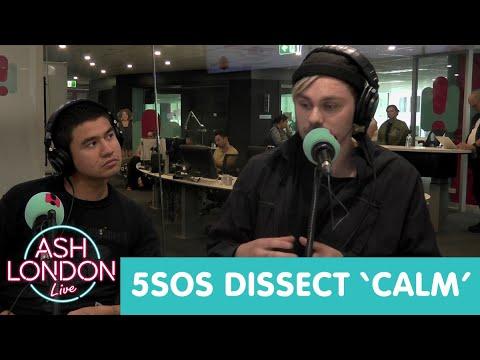 Download  5SOS Go 'Behind' The Tracks of CALM | Ash London LIVE Gratis, download lagu terbaru