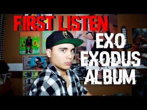 EXO EXODUS ALBUM | First Listen