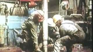 Oil Driller Breaches Salt Mine Under Louisana Lake