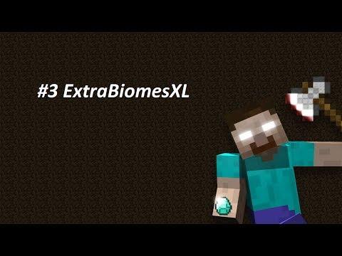 Майнкрафт моды #3 ExtraBiomesXL [1.2.5]