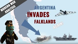 Argentina vs United Kingdom: Falklands War 2017