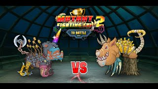 Mutant Fighting Cup 2 (Multiplayer Championship)