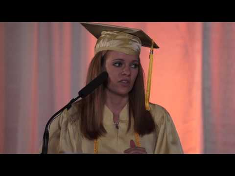2014 MUM Graduation Salutatorian Speech